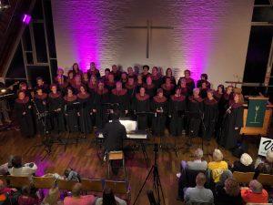 Jubiläumskonzert, 20 Jahre Voices @ Michaelkirche, Wachtendonk | Wachtendonk | Nordrhein-Westfalen | Deutschland